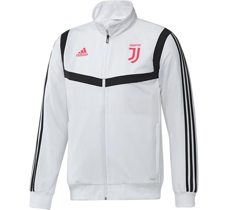 Juventus Pre Jacket White 19/20