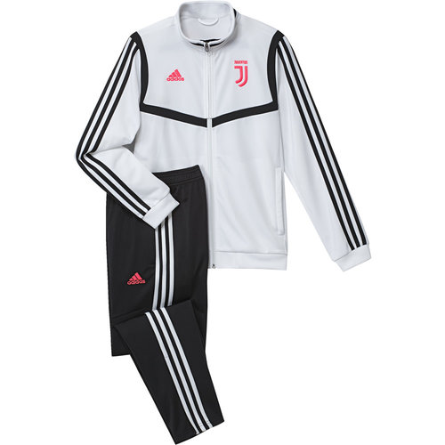 Adidas Juventus Pes Suit White JR 19/20