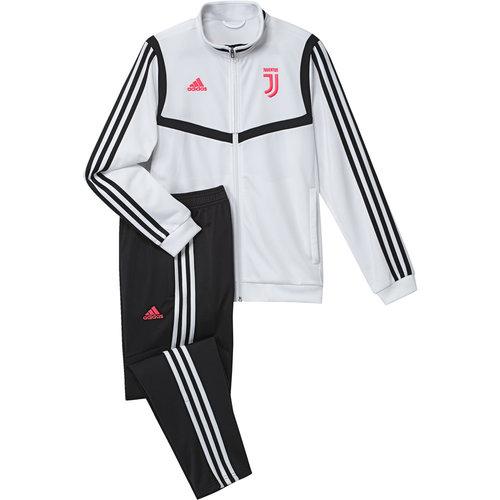 Adidas Juventus Pes Suit White JR 19/20