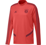 Adidas Bayern Munich Training Top Red 19/20