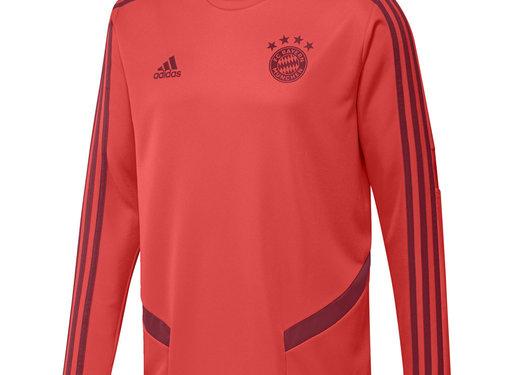 Adidas Bayern Munich Training Top Red 19/20