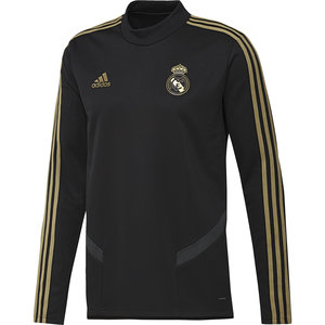 Adidas Real Training Top Black 19/20