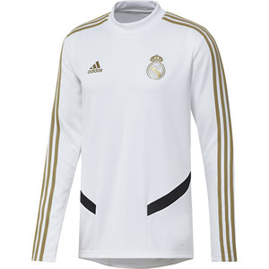 Adidas Real Training Top White 19/20