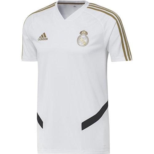 Adidas JR Real Training Jersey White 19/20