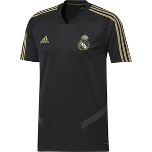 Adidas Real Training Jersey Black 19/20