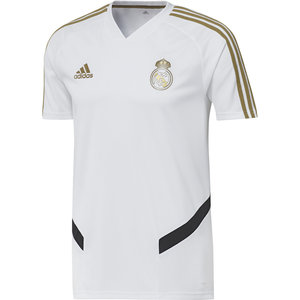 Adidas Real Training Jersey White 19/20