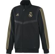 Adidas JR Real Woven Jacket Black 19/20