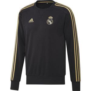 Adidas Real Sweat Top Black 19/20