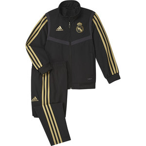 Adidas Real Pre Suit Infants Black 19/20