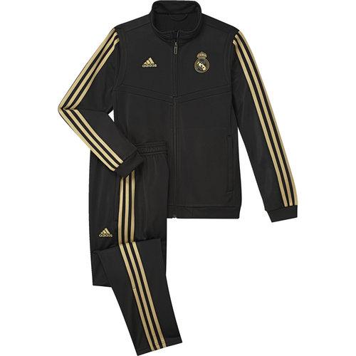 Adidas JR Real Pes Suit Black 19/20