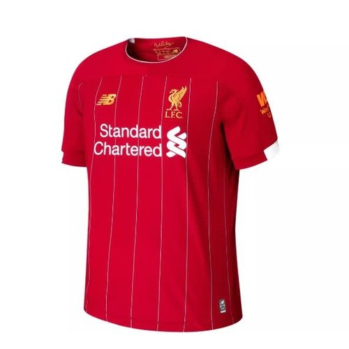 New Balance Liverpool Home Jersey 19/20 Kids