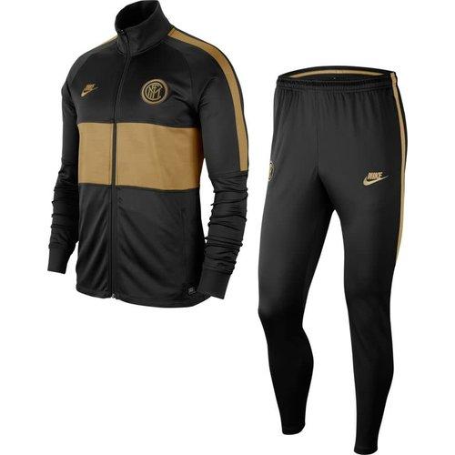 Nike Inter Milan Tracksuit Black 19/20