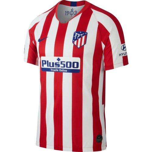 Nike Athletico Madrid Home Jersey 19/20
