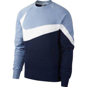 Nike Swoosh Crew Blue