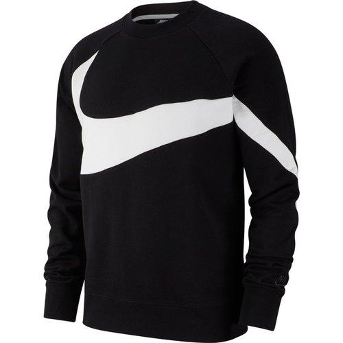 Nike Swoosh Crew Black
