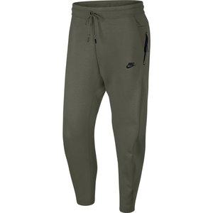 Nike Tech Fleece Pant Cropped Kaki
