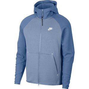 Nike Tech Fleece Hoodie Blue