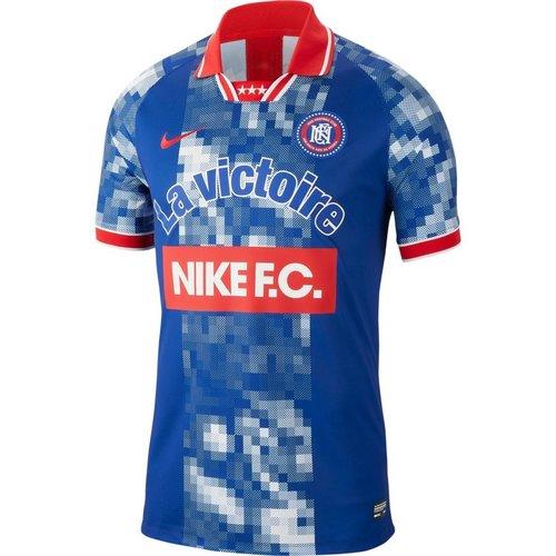 Nike Nike FC Jersey Bleu-blanc