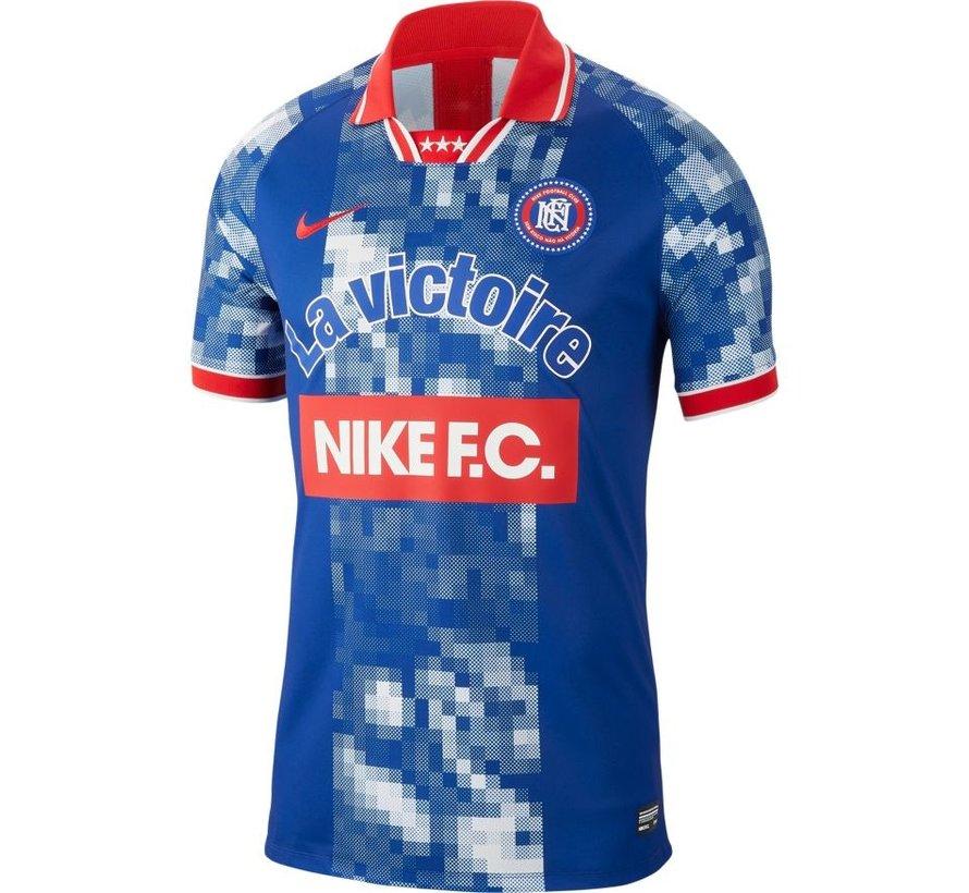 Nike FC Jersey Bleu-blanc