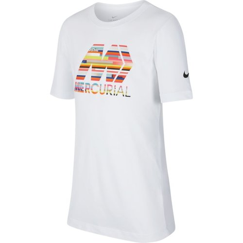 Nike Mercurial CR7 Dry Tee Blanc