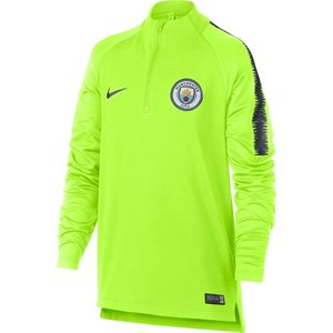 Nike Manchester City Squad Drill Top Junior