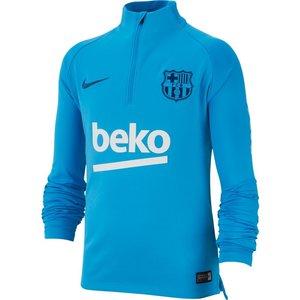 Nike FC Barcelona Squad Drill Top Junior