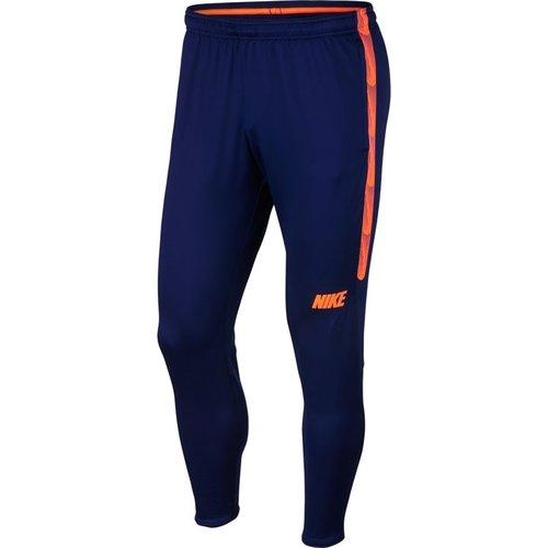 Nike Dry Squad Pant Bleu-orange