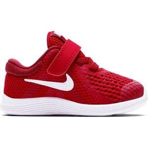 Nike Nike Revolution 4 Rouge-blanc