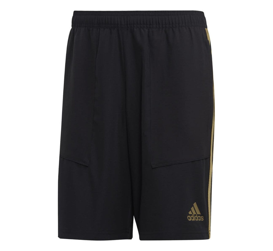 Real Madrid Woven Short Black 19/20