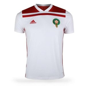 Adidas Maroc Away jersey Blanc/roupui