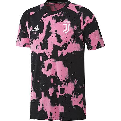 Adidas Juve Home Preshi 19/20 Rose/noir