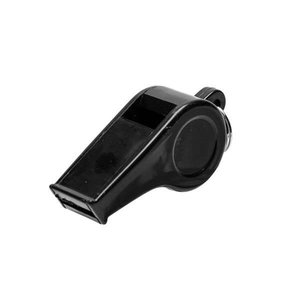 Select Referees whistle plastic large noir
