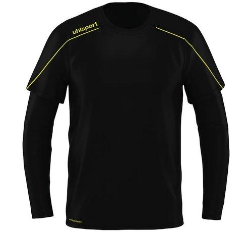 Uhlsport Stream22 Keeper Noir/jaunefluo