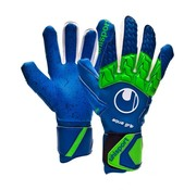 Uhlsport Aquagrip Hn Pacific blau/fluo