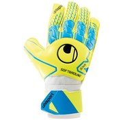 Uhlsport Soft Advanced Jaunefluo/cyan/blanc