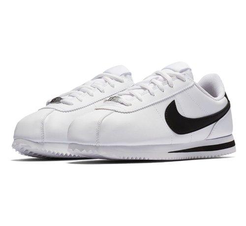 Nike Cortez Basic SL Blanc-noir