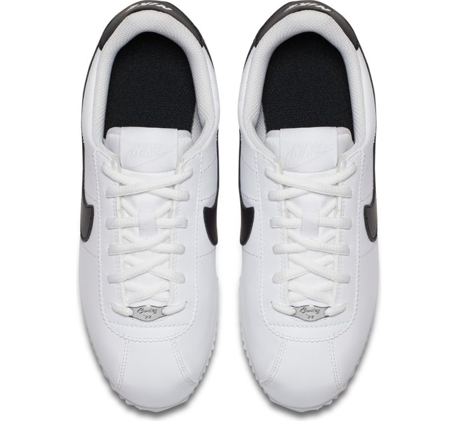 Cortez Basic SL Blanc-noir