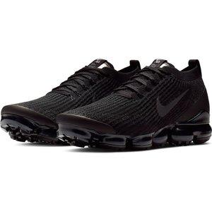 Nike Air VaporMax Flyknit 3 Noir-noir