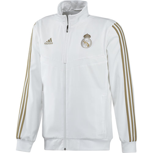 Adidas Real Woven Jacket White 19/20