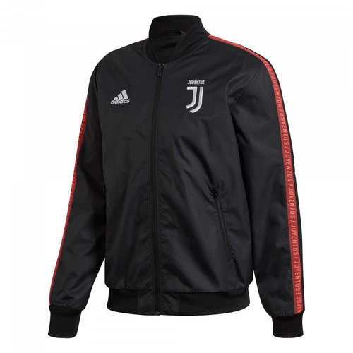 Adidas Juve Anthem Jkt Noir/Turbo