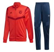 Adidas FCB Pes Suit Kids Rouvif/Blman
