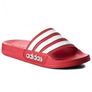 Adidas Adilette Shower Rouge-blanc
