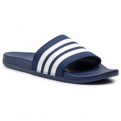 Adidas Adilette Comfort Bleu-blanc