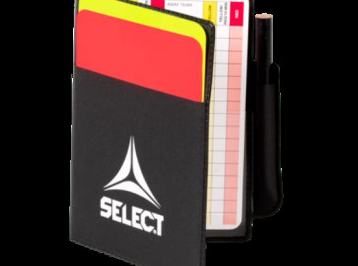 Select Referee Card Full Set