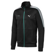 Puma Mercedes T7 Track Jacket Black