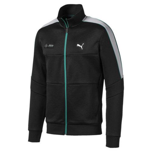Puma Mercedes T7 Track Jacket Black