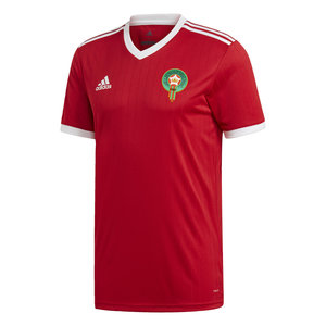 Adidas Maroc Home Jersey Rouge