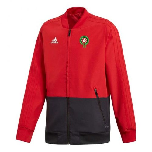Adidas JR FRMF Pre Jacket Red 19/20
