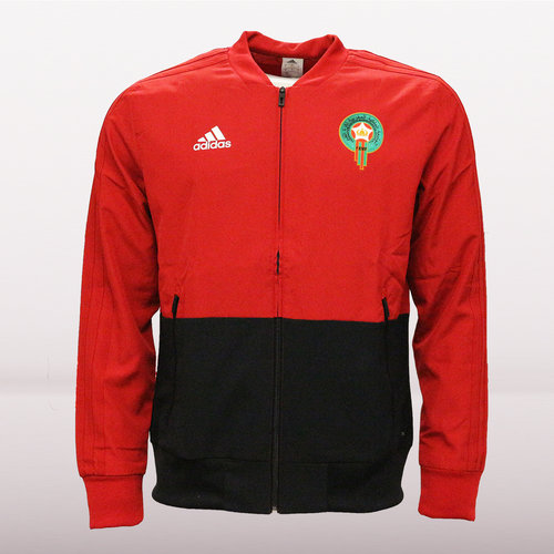 Adidas Maroc Pre Jacket Red 19/20