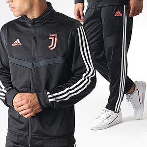 Adidas Juventus Pes Suit Black 19/20